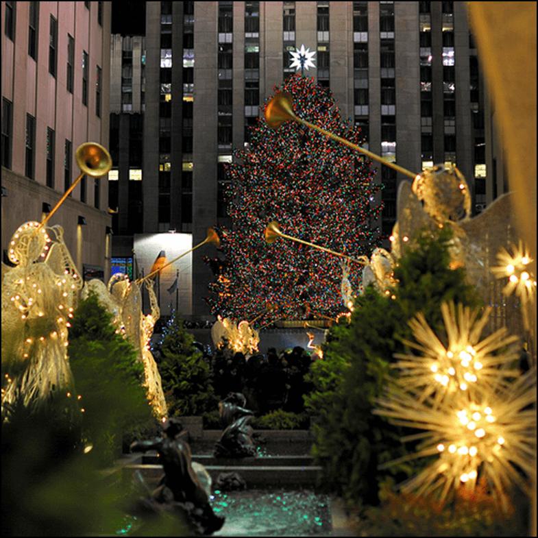 Christmas Tree In Ny: 20% Off Entry Tickets