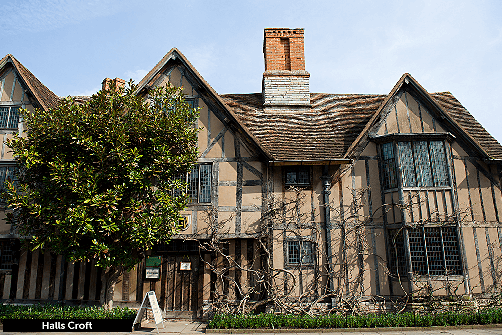 Shakespeares Houses And Gardens