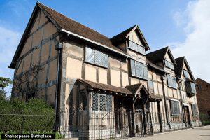 Shakespeare's Family Homes