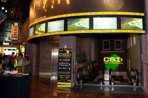 CSI: The Experience – Las Vegas