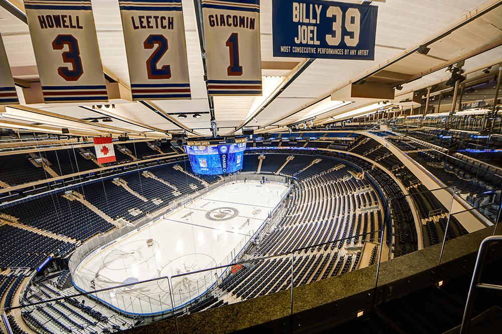 ... Madison Square Garden