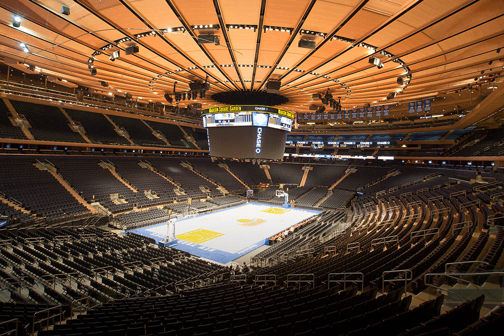 Madison square garden all access tour smartsave 20 discount for Address of madison square garden