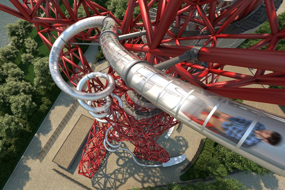 have a fun summer day out at ArcelorMittal Orbit & The Slide- summer activities