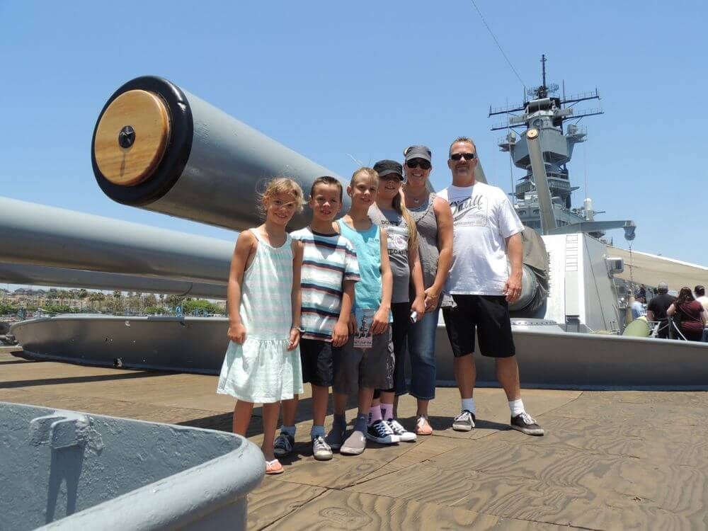 Battleship USS Iowa Museum | Smartsave 20% Discount