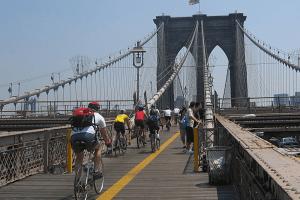 Brooklyn Bridge Bike Rentals