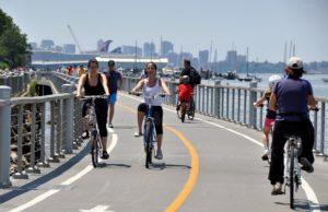Hudson River Bike Rentals