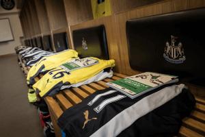 Newcastle United Stadium Tour