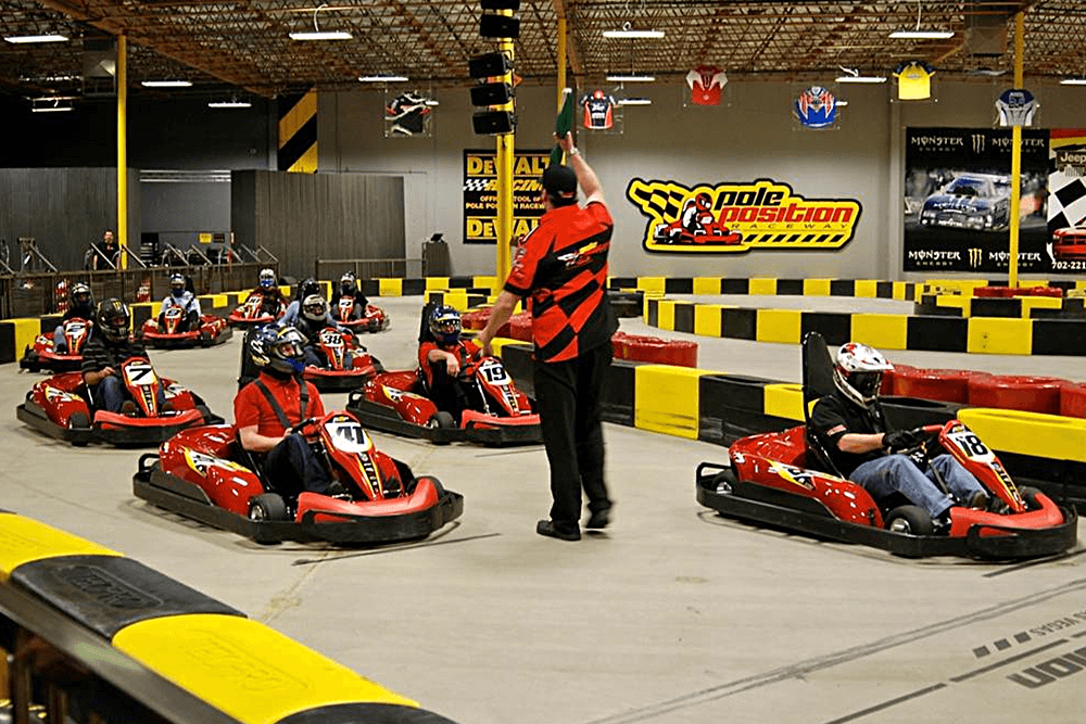 Go Karting York >> Indoor Go Kart Racing Las Vegas | Attraction | 20% off with Smartsave