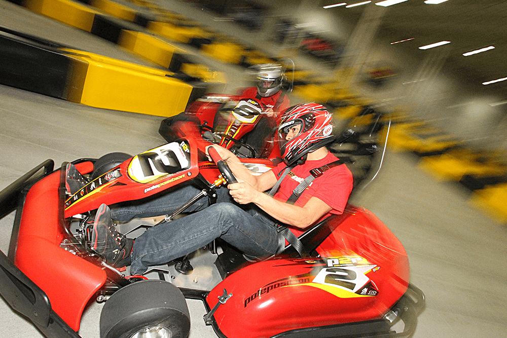 indoor go kart racing las vegas attraction 20 off with smartsave. Black Bedroom Furniture Sets. Home Design Ideas