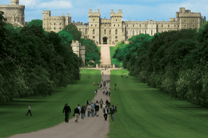 Windsor, Bath & Stonehenge Coach Tour