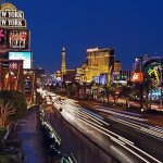Las Vegas Strip Night Tour with Champagne