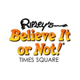 Ripley's believe it or not new york
