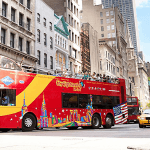 Downtown Manhattan Bus Tour
