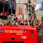 Downtown Manhattan Bus Tour