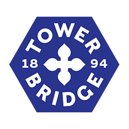 tower bridge exhibition logo