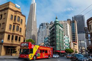 San Francisco – 24 Hrs Hop-On Hop-Off Tour- Views