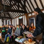 Shakespeare's Schoolroom and Guildhall