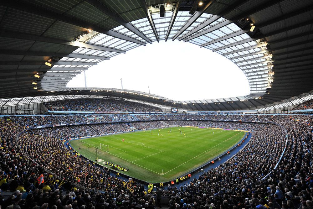off and | Tour City Manchester 20% Club with Smartsave Stadium