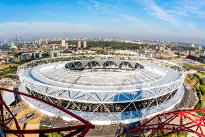 have a fun summer day at London olympic Stadium Tour