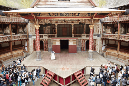 Shakespeare's Globe Theatre Tour & Exhibition