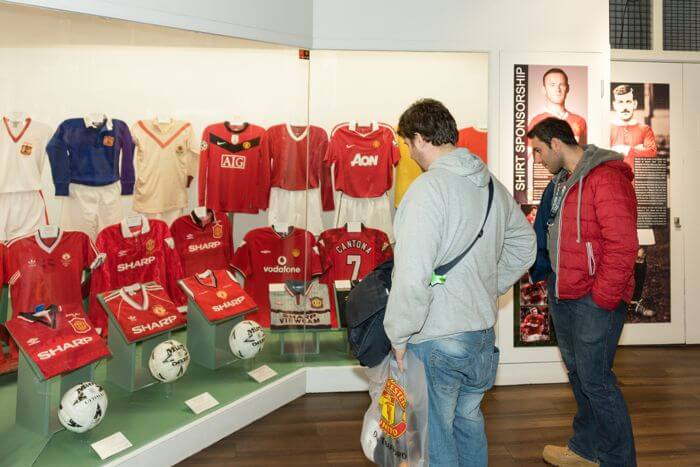 Manchester United Stadium Tour Discount 20 Off With Smartsave