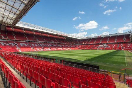 Manchester United Stadium Tour