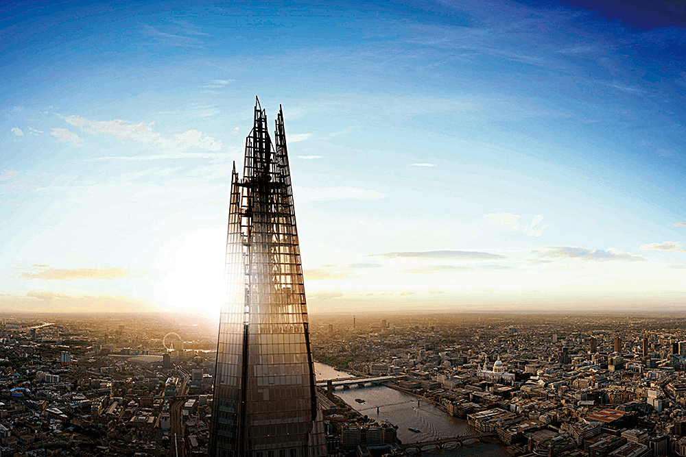 Biglietti per The View from The Shard - Expedia