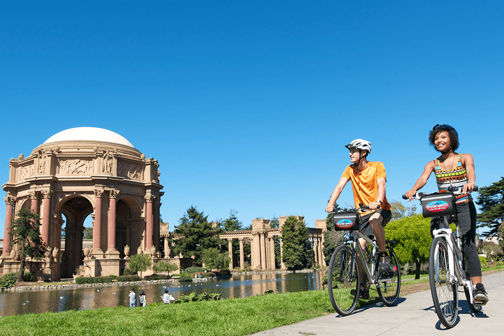 Golden Gate Bridge Bike Tour 20 Off With Smartsave