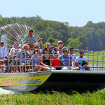Airboat Ride and Gatorland Park