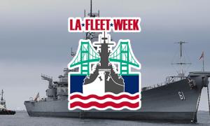 fleet week la