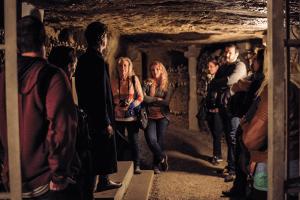 Skip-The-Line Paris Catacombs Walking Tour