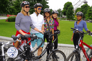 Royal Parks and Palaces Bike Tour