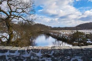 Aberfeldy Bridge Loch Lomond tour from Glasgow