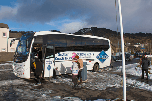 Aberfoyle Coach Loch Lomond tour from Glasgow