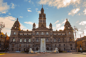 City Chambers Loch Lomond tour from Glasgow