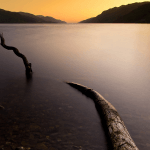 Scottish Highlands and Loch Ness Monster