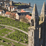 St. Andrews , Fife & Dunfermline Abbey (2)