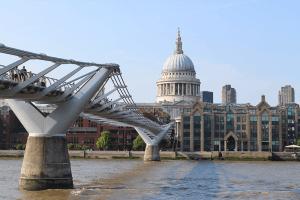 Death Eater Bridge Harry Potter Bus Tour of London