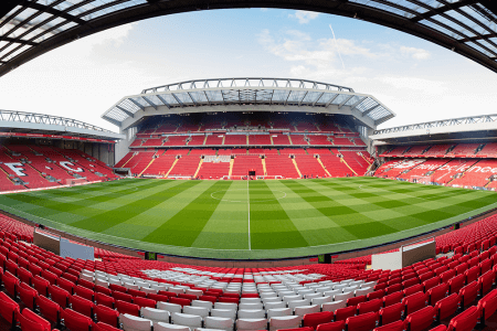 Liverpool FC Stadium Tour