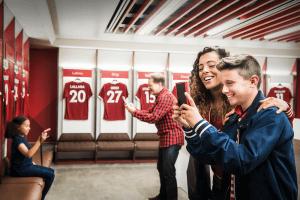Liverpool FC Stadium Tour