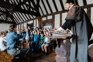 have fun on shakespeares day visit shakespeares schoolroom and guildhall
