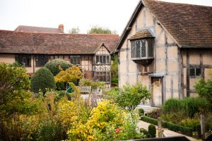 have fun at shakespeare family home