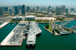 have the best easter at uss midway and maritime museum san diego