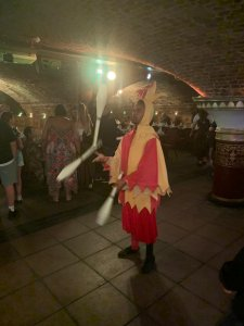Medieval Banquet London The Kings Jesters