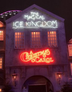 Winter Wonderland Magical Kingdom