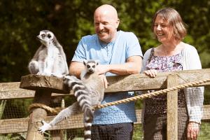 Whipsnade Zoo Discount lemur