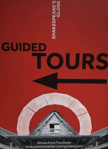 Guided Tour Shakespeare's Globe
